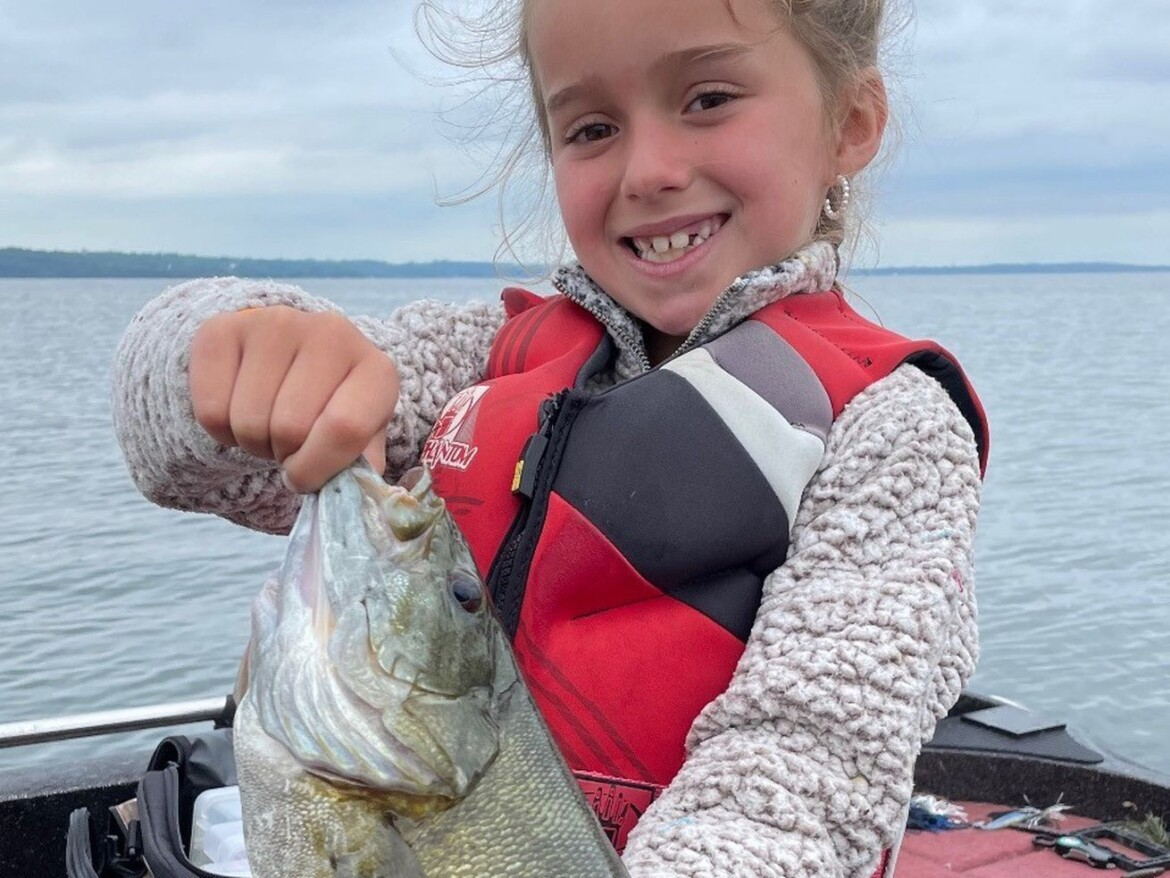 Chicago fishing, Midwest Fishing Report: Perch? Yes, some; plus steelhead, bass, coho, catfish and bluegill