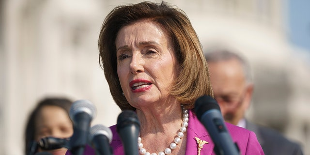 Pelosi calls McCarthy a 'moron' after he says House mask mandate doesn't follow science