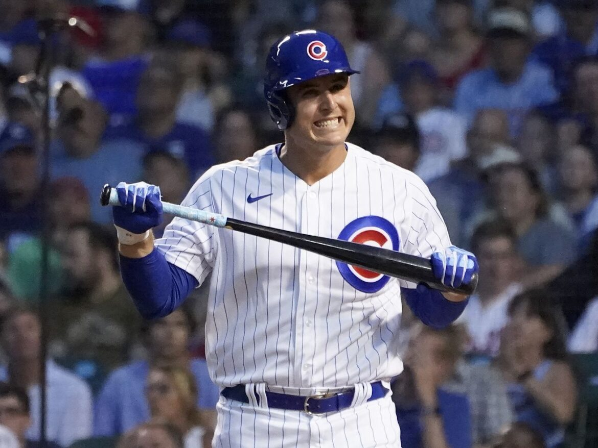 Anthony Rizzo searching for answers as midseason funk rolls on