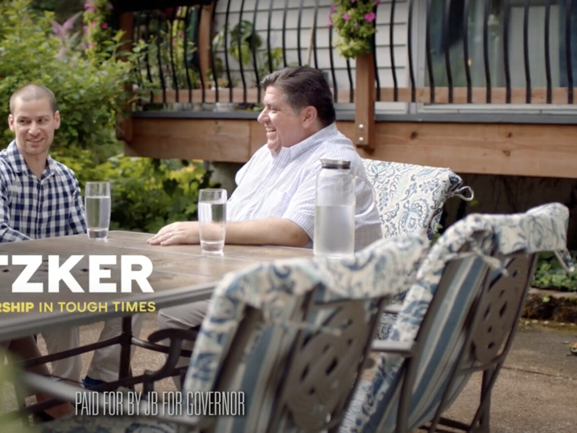 Pritzker releases 3 TV ads focused on everyday people who helped Illinois through pandemic