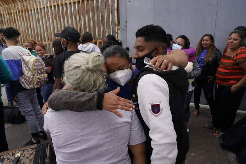 Advocates end work with US to pick asylum-seekers in Mexico