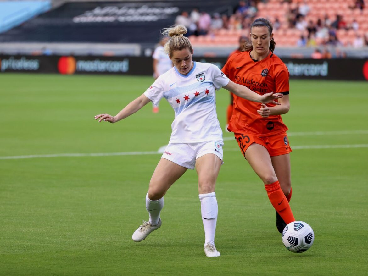 Red Stars and NWSL rivals trying to break up logjam in year of unusual parity