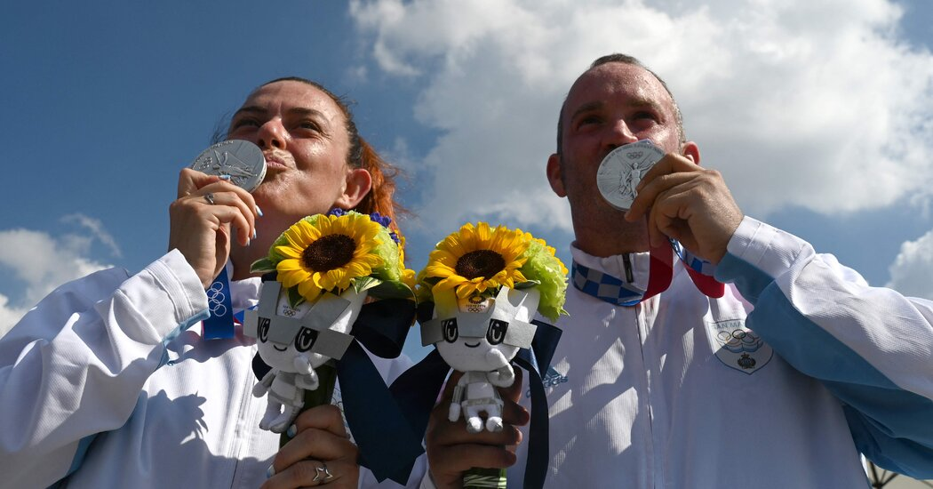 San Marino Becomes the Smallest Country to Win Olympic Medal
