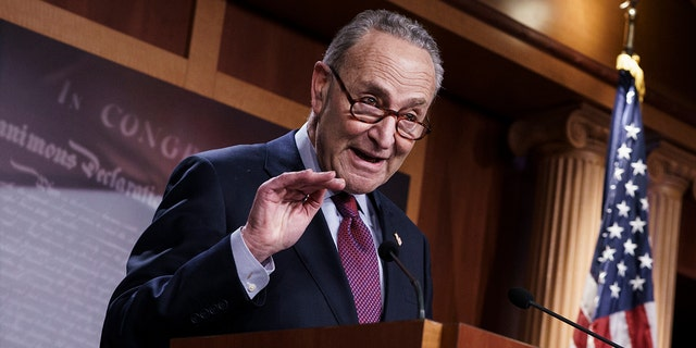 Schumer forcing procedural vote on compromise infrastructure plan, putting bipartisan bill at risk