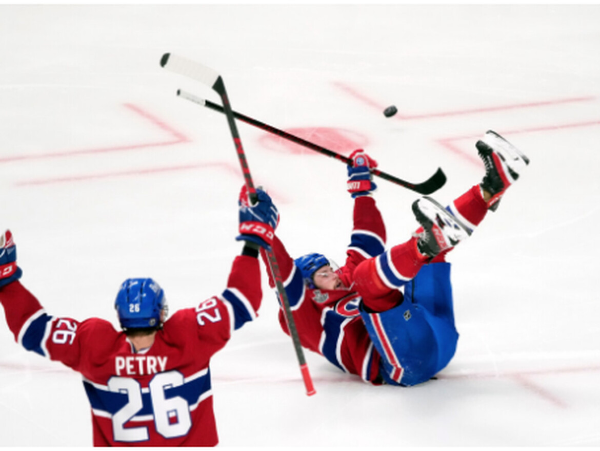 Canadiens win Game 4 in overtime, stay alive in Stanley Cup Final