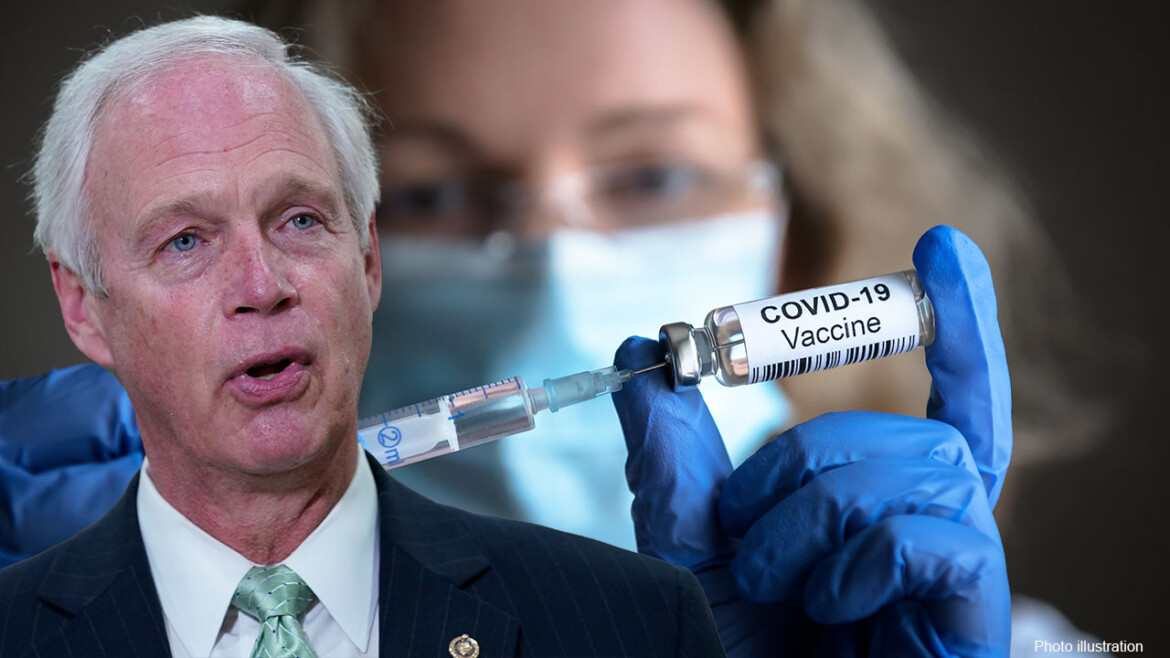Sen. Ron Johnson sends letters to Moderna, Pfizer CEOs seeking answers about COVID-19 vaccines