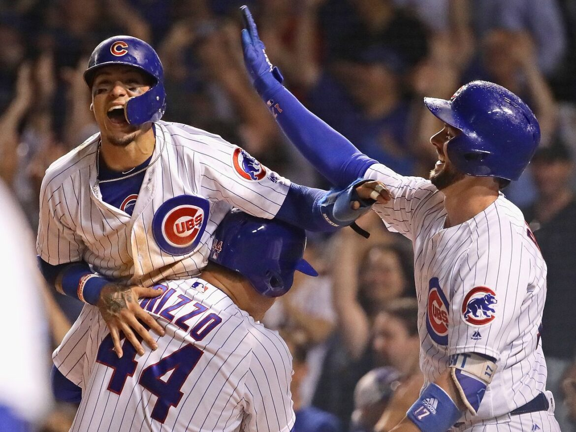 Shock, awe, pain and emptiness are all that's left of the Cubs as we knew and loved them
