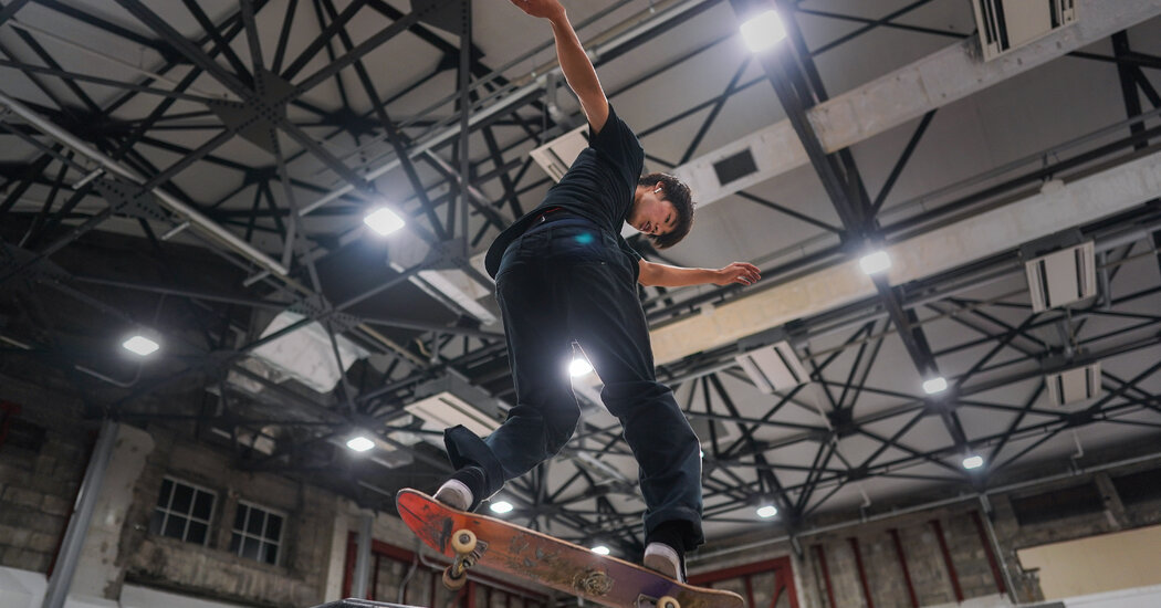 Skateboarder Yuto Horigome Could Deliver Japan's First Gold