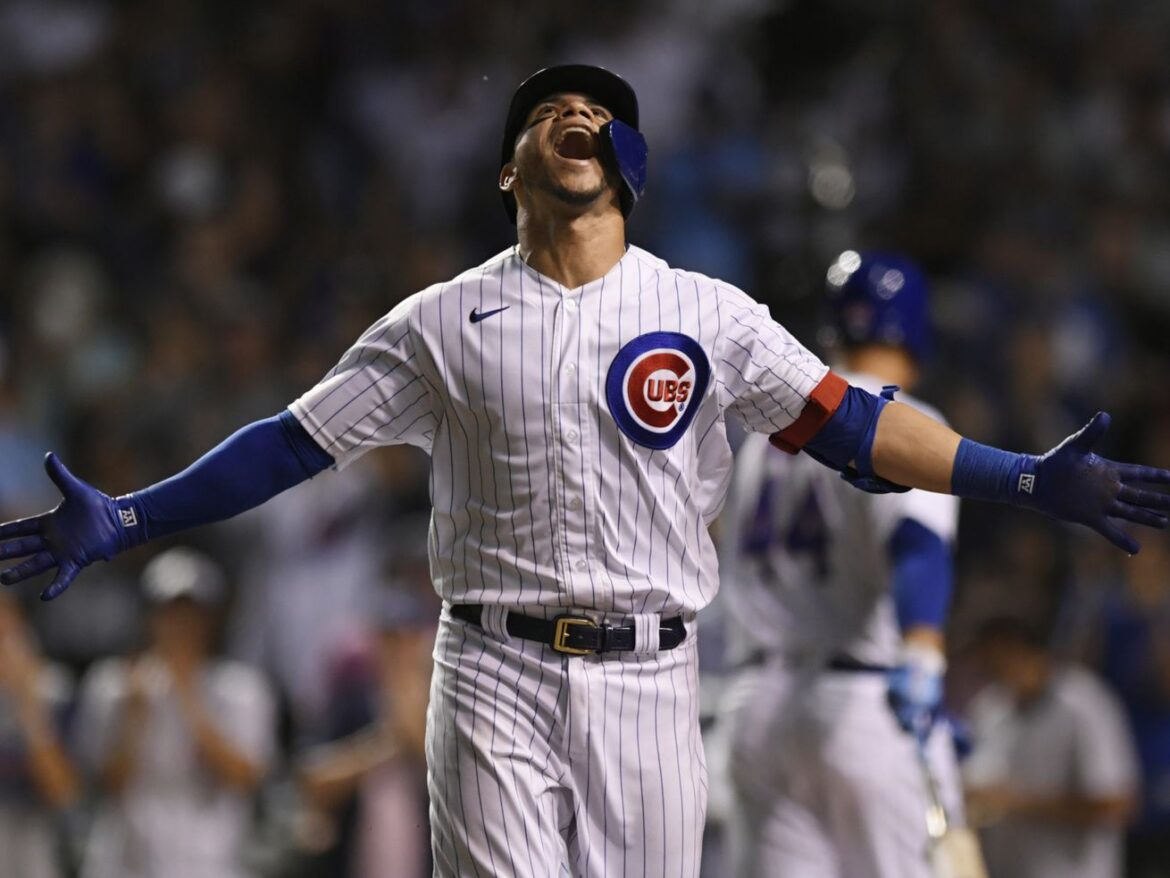 Spotlight now on catcher Willson Contreras as possible centerpiece of Cubs' next core