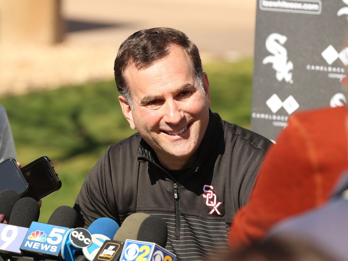 White Sox GM putting in 'a lot of work' to improve team before deadline