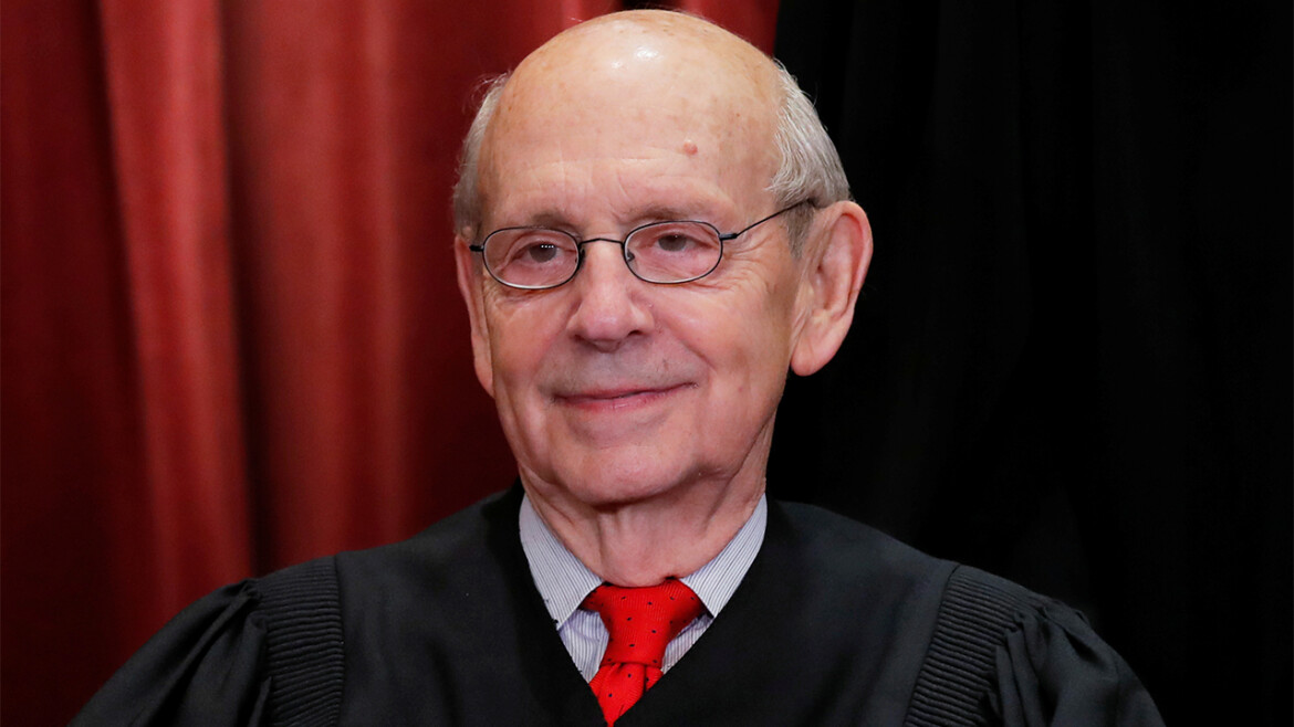 Supreme Court Justice Stephen Breyer says he has not decided when to retire