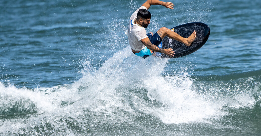 Surfing at the Olympics: What to Watch and Expect at Tokyo