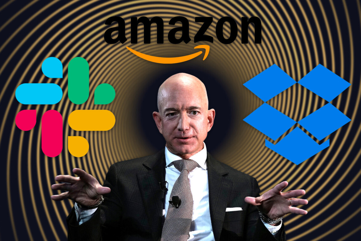 Amazon reportedly discussed forming 'Rebel Alliance' to take on Microsoft