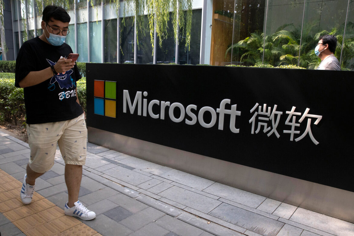 US and allies blame China for massive Microsoft email hack, other attacks