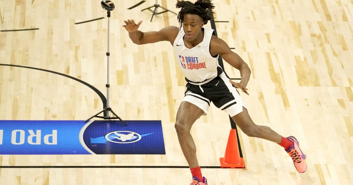 Lakers' latest pre-draft workout includes guards Ayo Dosunmu, Jaden Springer