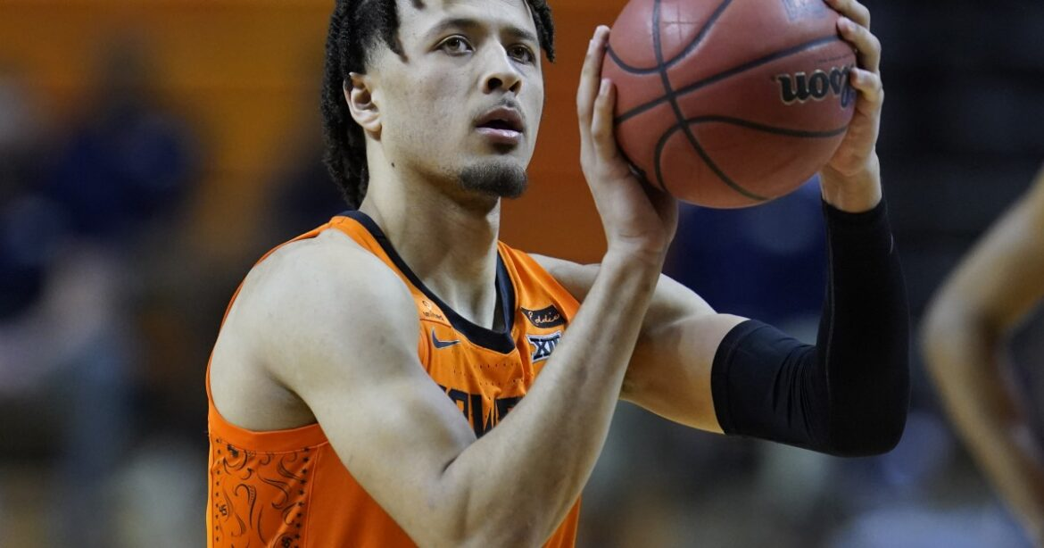 The Sports Report: Cade Cunningham is first pick of our NBA mock draft