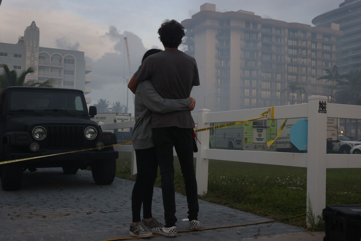 Two weeks later: These 13 photos show the grim reality of Miami condo collapse