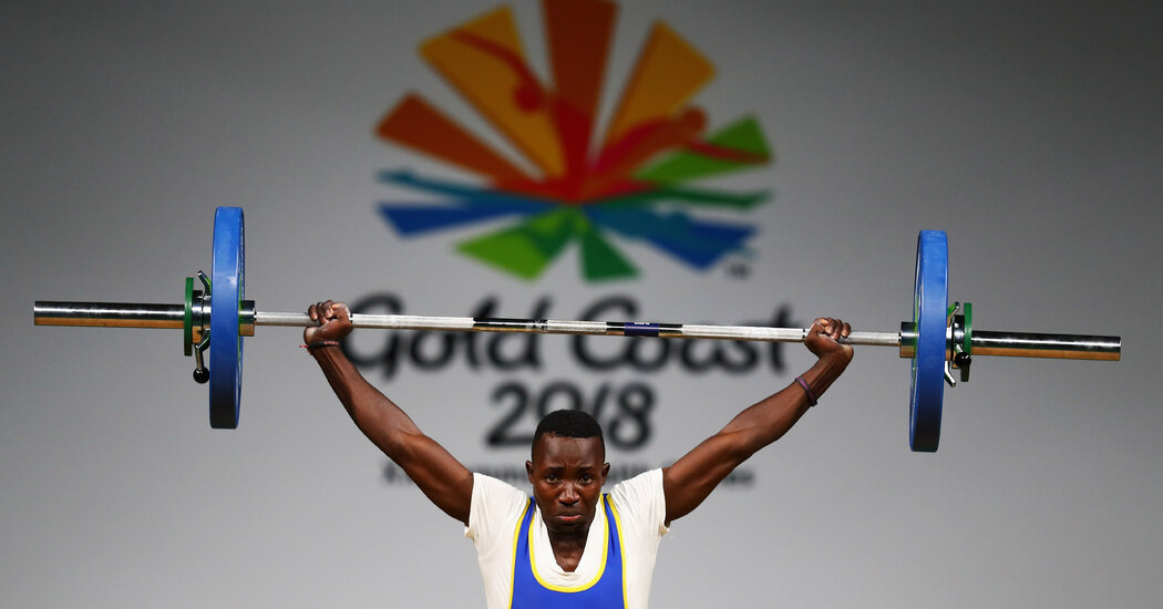Uganda Detains Weight Lifter Who Went Missing in Japan