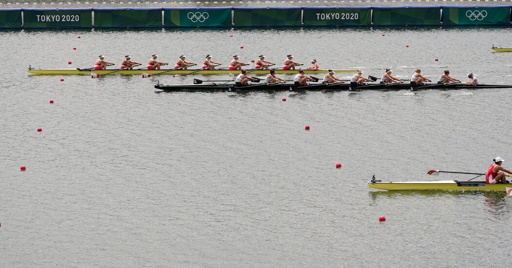 US Fails to Medal in Rowing for First Time Since 1908