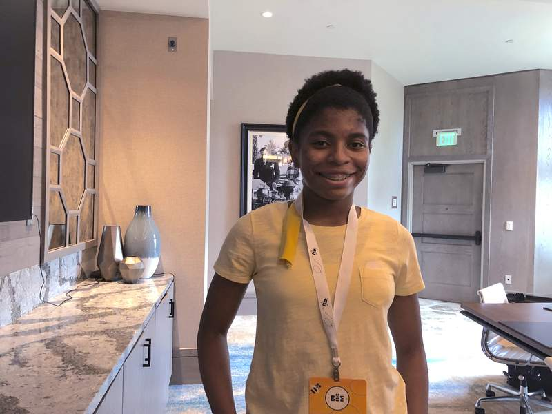National Spelling Bee win could be footnote to hoops career