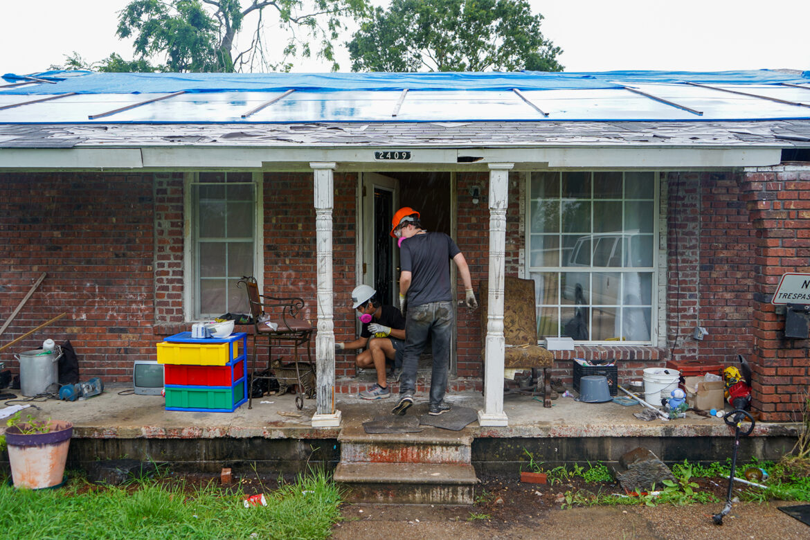 Want Proof We Need a Civilian Climate Corps? Look No Further Than Louisiana