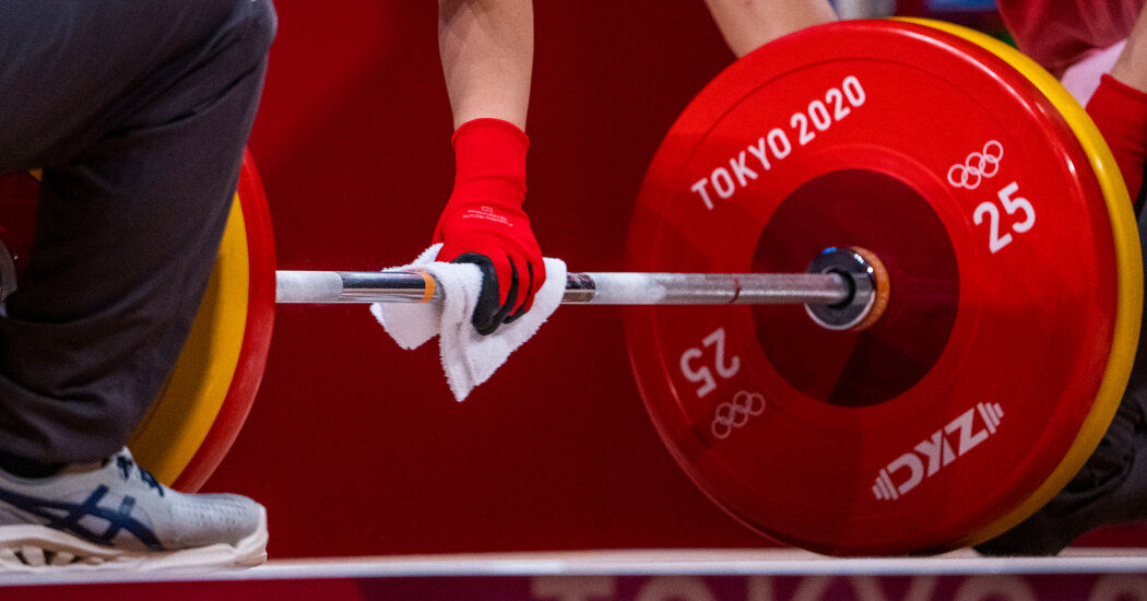 Weight Lifting, an Original Olympic Sport, May Be Dropped