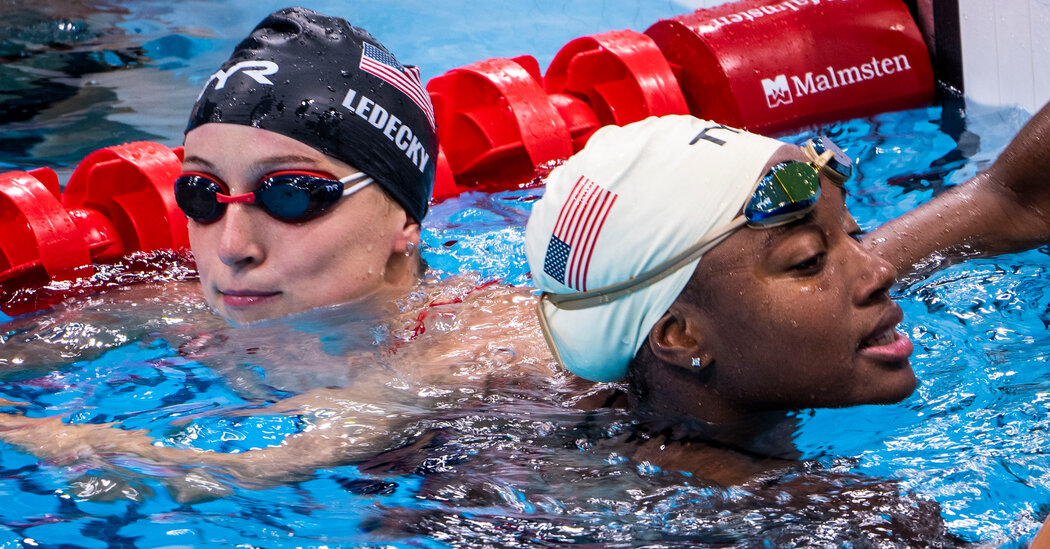 What to Watch for in Swimming at the Olympics