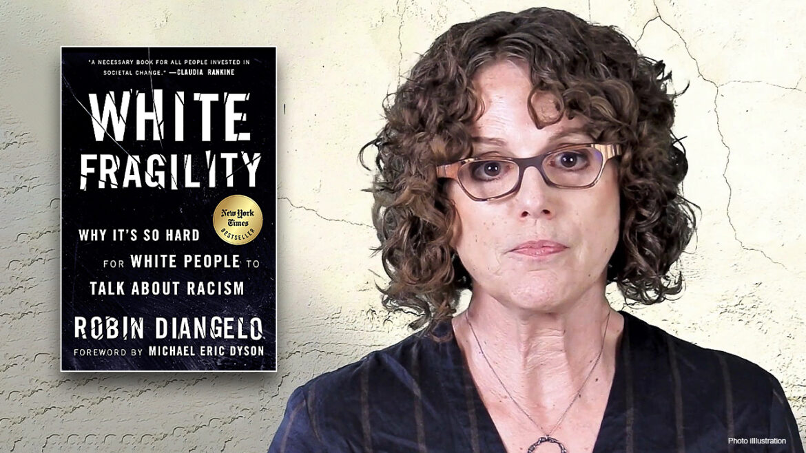 'White fragility' author says comedy is an 'excuse to get to be racist'