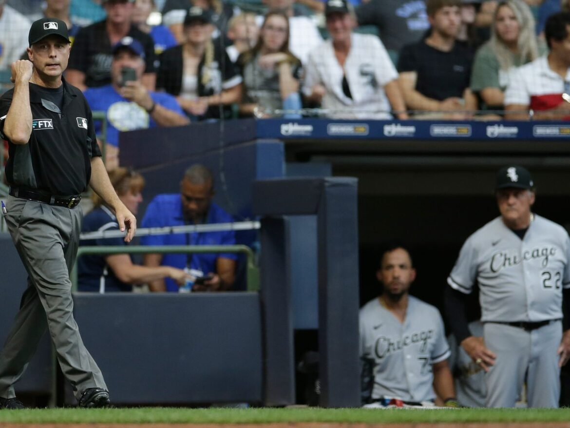 White Sox miss the mark in second straight loss to Brewers