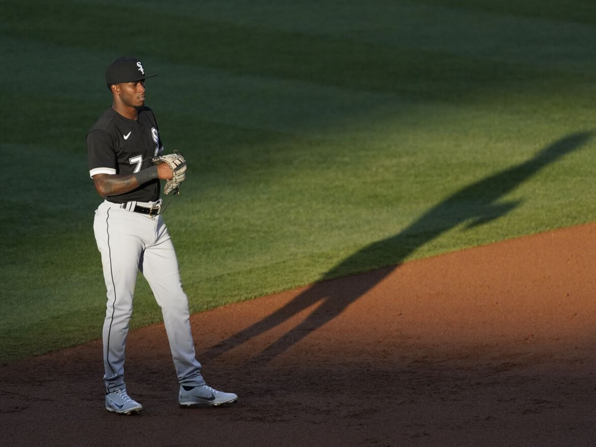 White Sox shortstop Tim Anderson added to AL All-Star roster