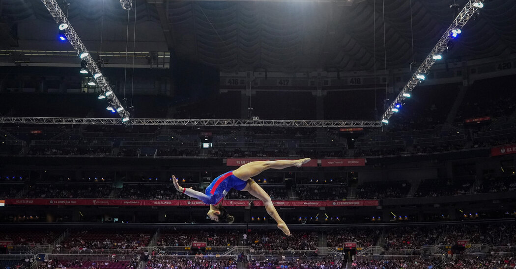 Your Guide to Olympic Gymnastics: Balance Beam