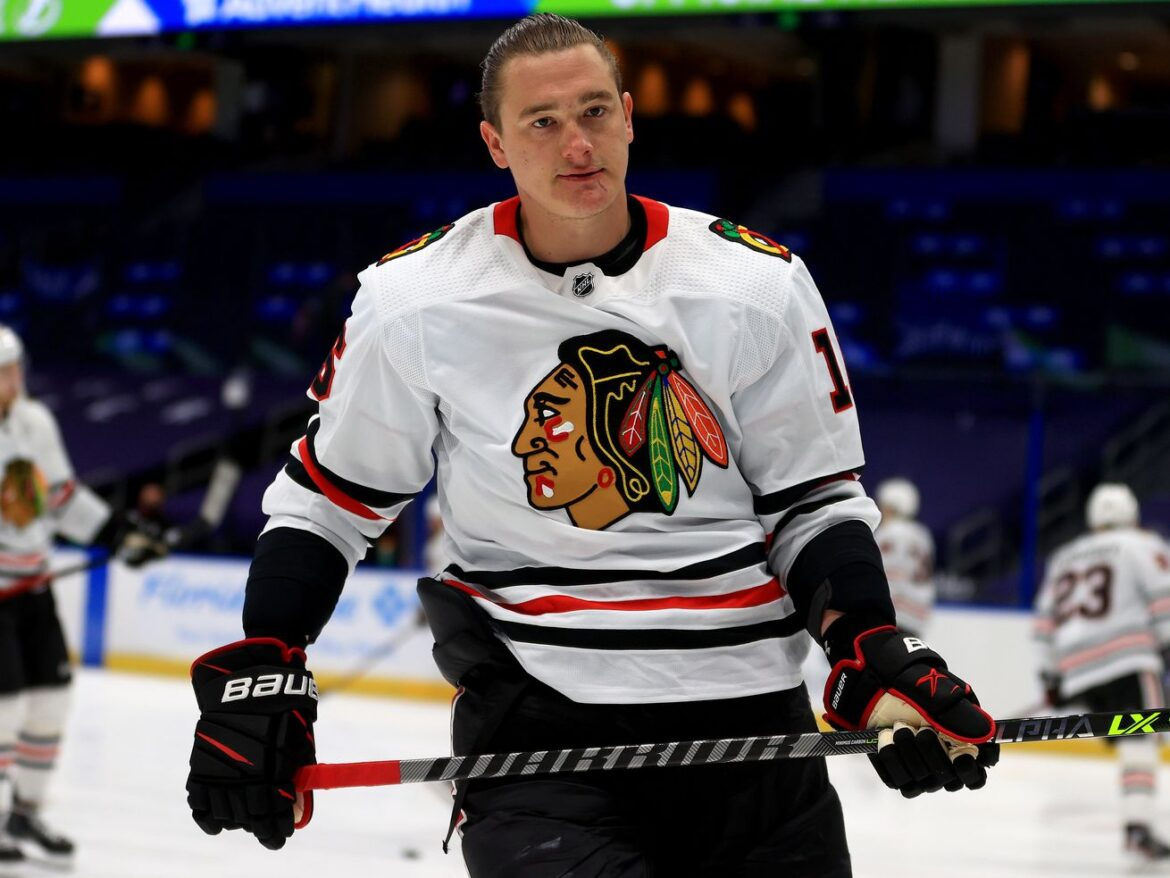 Blackhawks protect 10 players for NHL expansion draft, leave Nikita Zadorov exposed