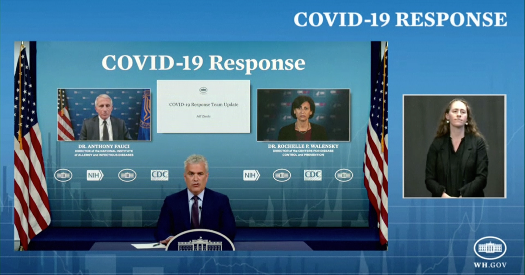 White House: 70% of U.S. Adults Have At Least One Covid Shot