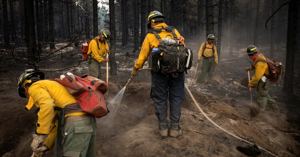 Bootleg Fire in Oregon Is 74 Percent Contained, Officials Say
