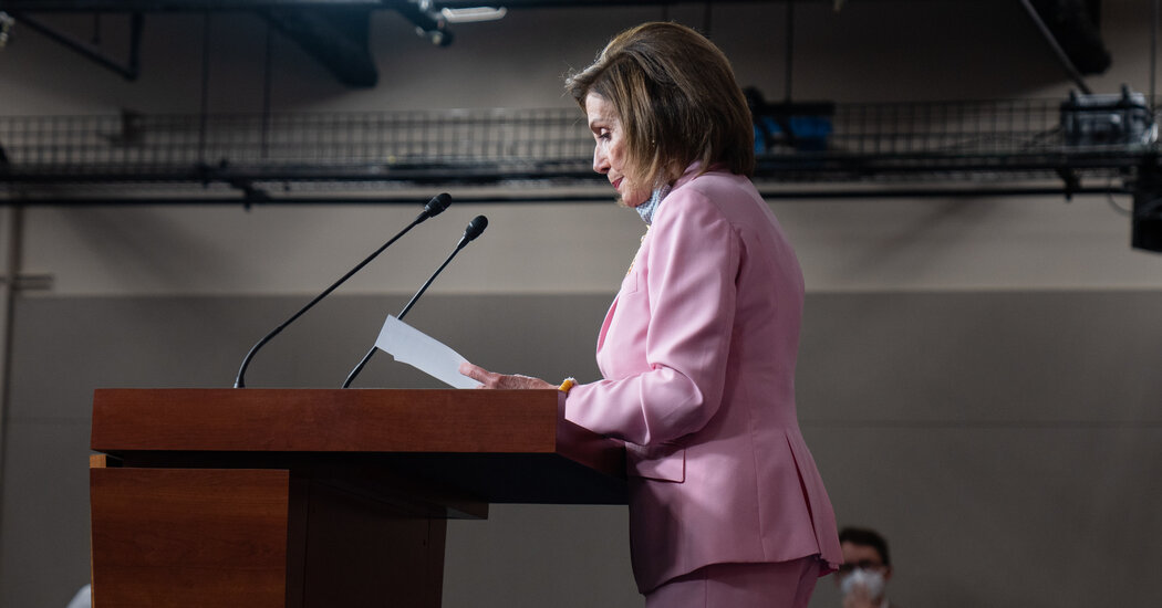 Why House Democrats Face 'Mutually Assured Destruction'