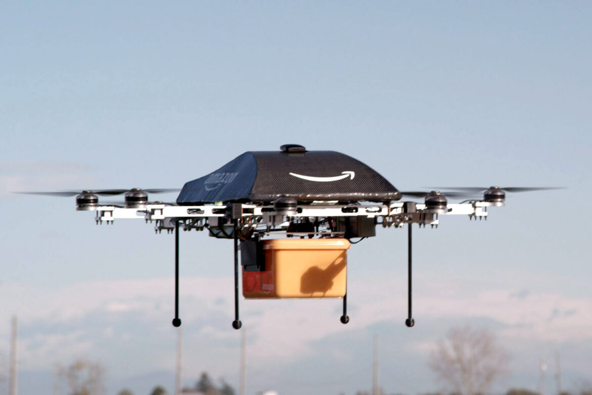Amazon's drone delivery team 'collapsing,' losing over 100 workers: report