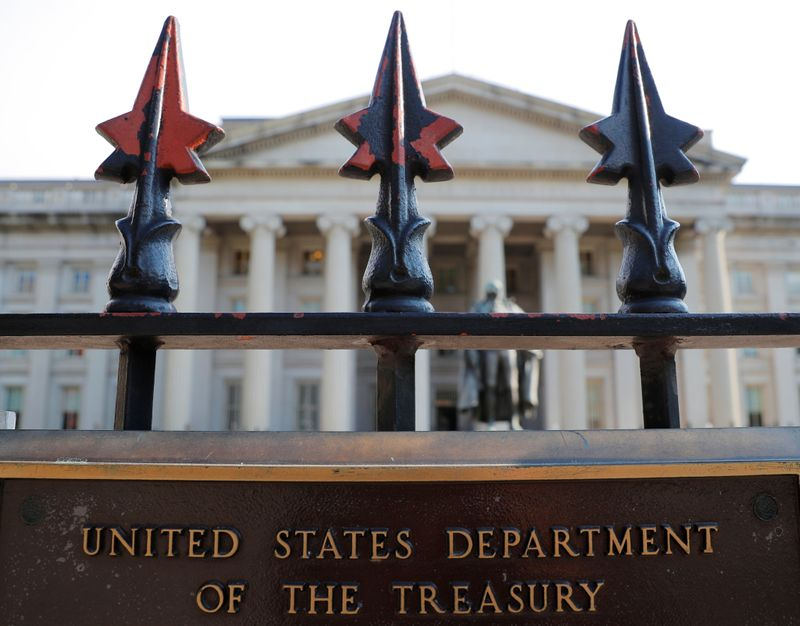 Biden to nominate development official to U.S. Treasury post –official