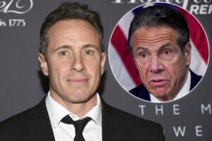 CNN offered Chris Cuomo 'leave of absence' to advise brother Andrew: report