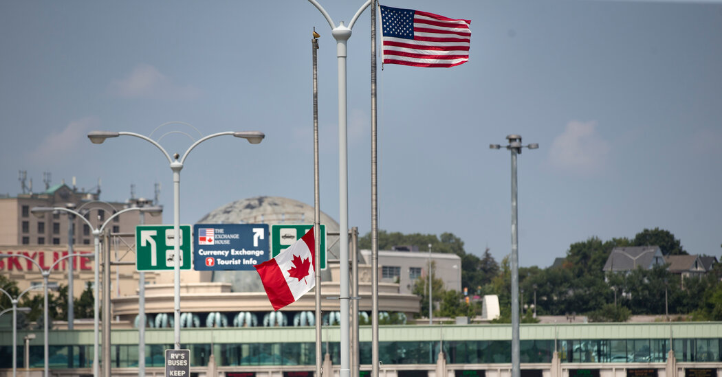 Canadian Border With United States Reopens, But Few Rush In