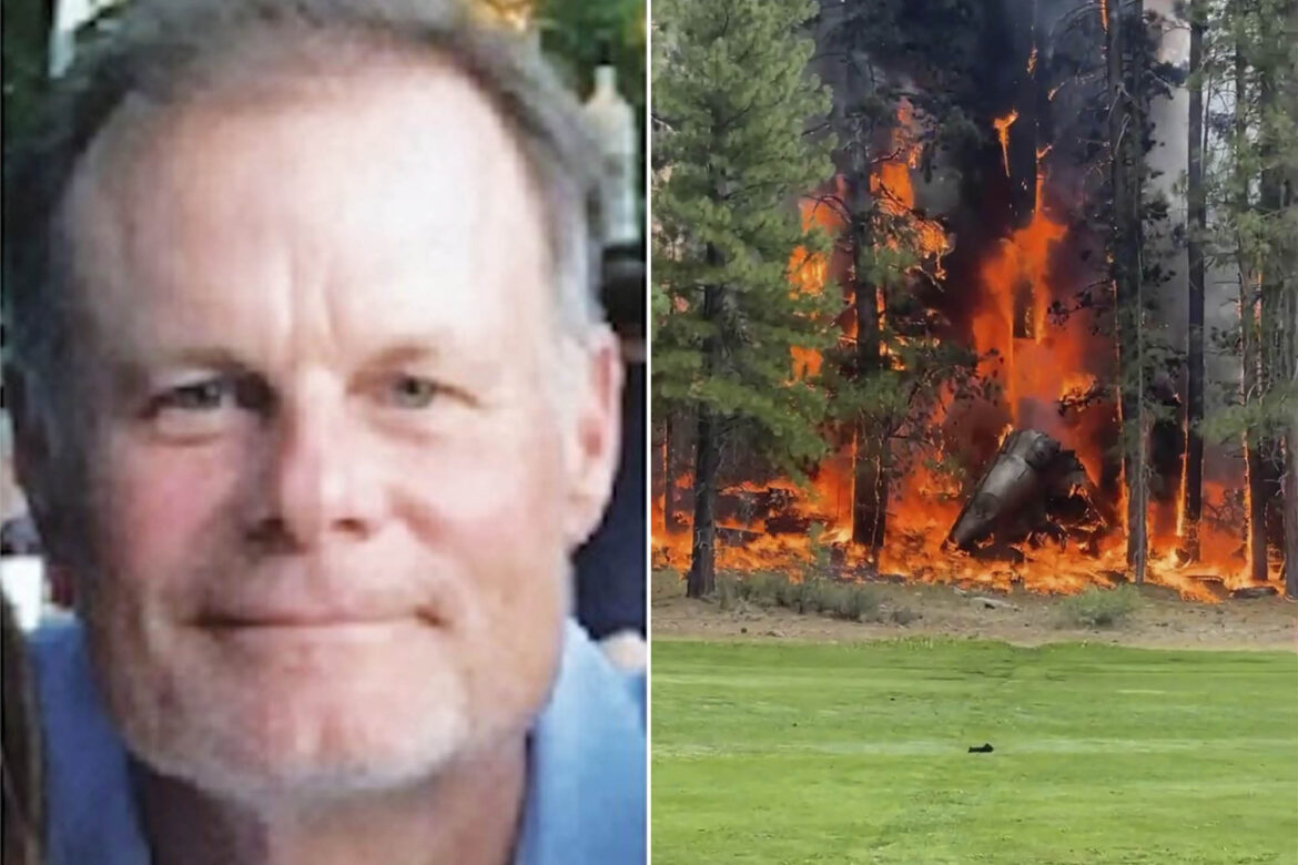 Co-founder of $1.6B real estate firm killed in plane crash near Lake Tahoe
