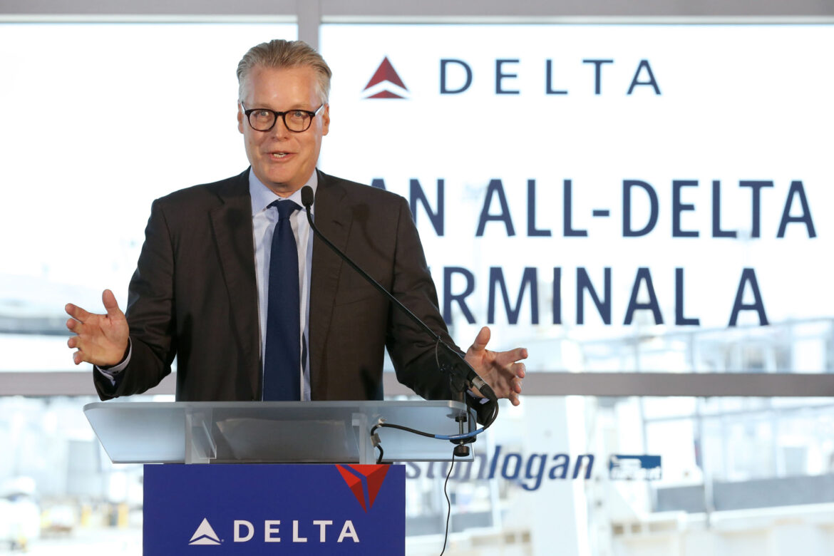 Delta CEO says it's 'very hard' to mandate COVID vaccines before full approval