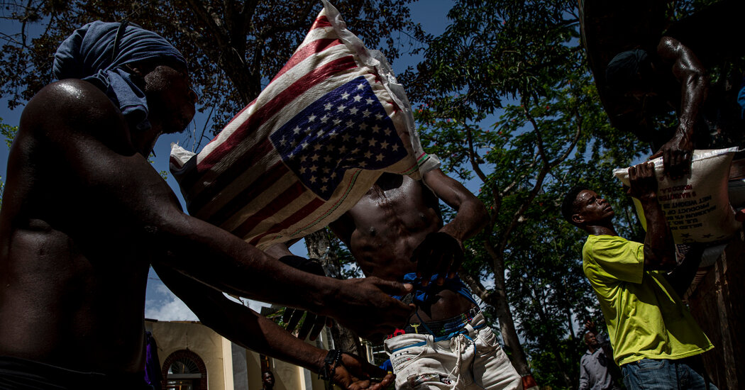 Donors Send Quake Aid to Haiti, but for How Long?