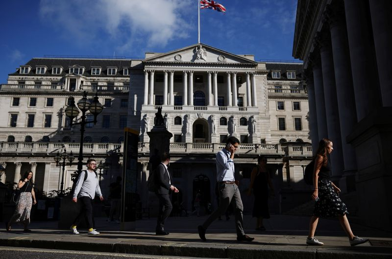Explainer-How the Bank of England could start to reverse its huge stimulus