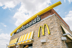 McDonald's to require masks for customers, staff in high transmission areas