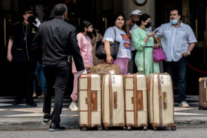 New York State hotel jobs down nearly 40 percent as COVID outbreak lingers