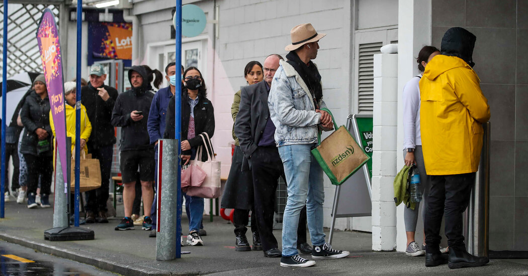 New Zealand Goes Into Lockdown Over Single Case