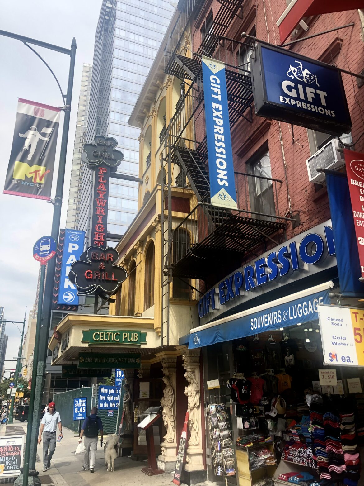 Property buys give developer control of entire Eighth Avenue blockfront