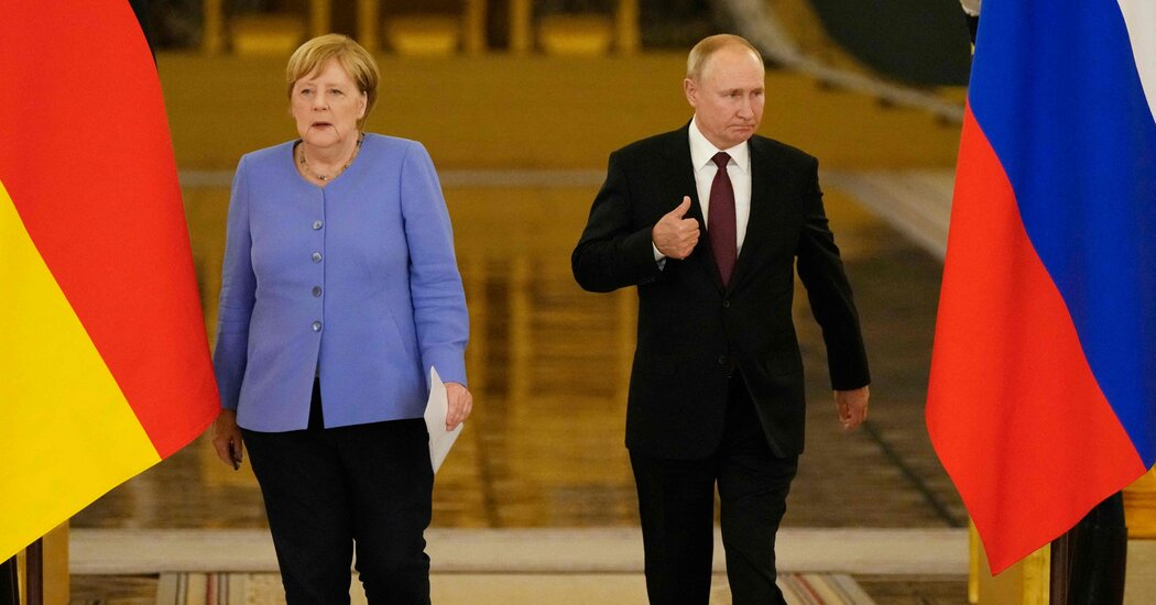 Putin Takes Shot at West, but Says He'll Work to 'Normalize' Afghanistan