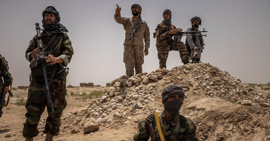 The insurgents' success in northern Afghanistan is an ill omen for Kabul.