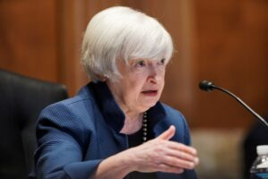 U.S. Treasury suspends government retirement, health fund payments as debt limit re-sets